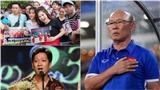 Showbiz 'hot' trong ngày: MC Lại Văn Sâm 'xin lỗi' HLV Park Hang Seo, Lê Thiện Hiếu sáng tác bài mới tặng tuyển Việt Nam