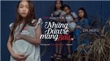 Bộ ảnh 'Những đứa trẻ mang bầu'gây tranh cãivì để lộ mặt mẫu nhí