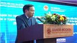 Thanh Hoá thúc đẩy hợp tác đầu tư với Nga trong khuôn khổ Năm Hữu nghị chéo 2019-2020