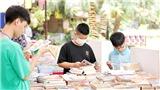 Khai mạc phiên chợ sách 'Một nét văn hóa Hà Nội'