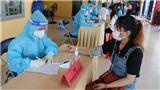 Dịch Covid-19 ngày 15/10: Số ca mắc trong cộng đồng ở Hà Nam chưa giảm