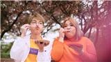 Đức Phúc siêu đáng yêu khi 'cặp' với 'thánh ăn' Yang Soo Bin trong 'Yêu được không'