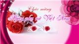 Những món quà tặng mẹ, tặng vợ và bạn gái ý nghĩa nhân ngày 20/10