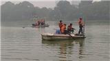 Hà Nội: Nam thanh niên đuối nước tại Hồ Hoàn Kiếm chưa rõ nguyên nhân