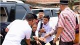 Indonesia giáng chức 3 sĩ quan do đăng tải vụ tấn công Bộ trưởng An ninh
