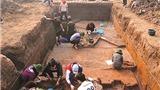 Hà Nội: Khai quật khảo cổ gò Dền Rắn thuộc Di chỉ khảo cổ học Vườn Chuối