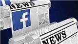 Facebook News 'ra mắt' ở  thị trường Anh