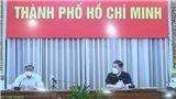 Phấn đấu không kéo dài giãn cách xã hội diện rộng tại TP HCM