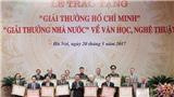 Thành lập Hội đồng cấp Nhà nước xét tặng Giải thưởng Hồ Chí Minh, Giải thưởng Nhà nước về văn học, nghệ thuật