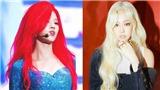 Những bộ tóc giả 'sai quá sai' của 9 nữ thần đình đám Kpop
