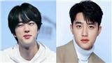 Fan ngỡ ngàng trước tình bạn bất ngờ của 2 mỹ nam Jin BTS và D.O EXO