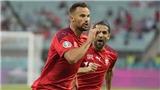 Thụy Sỹ 3-1 Thổ Nhĩ Kỳ: Shaqiri lập cú đúp, Thụy Sỹ nuôi hy vọng đi tiếp