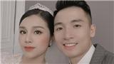 Trung vệ Bùi Tiến Dũng khoe ảnh cưới trước ngày tập trung tuyển Việt Nam