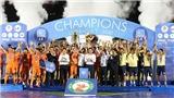 Chờ 'ngựa ô' Bình Định tung vó ở V League 2021