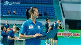Hé lộ công việc đặc biệt của cựu hoa khôi bóng chuyền Thu Trang