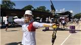 Hotgirl bắn cung lĩnh ấn tiên phong cho thể thao Việt Nam tại Olympic