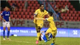 Cầu thủ Nam Định đá 'tạm' giải hạng 3 Saudi Arabia chờ V League 2022