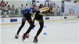 Việt Nam tìm kiếm tài năng trẻ cho trượt băng tốc độ