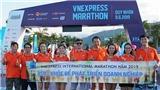 CLB việt dã BSR tham dự giải Marathon Quốc tế Quy Nhơn 2019