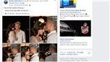 TM Bùi Tiến Dũng lộ ảnh tình tứ với bạn gái Ukraina