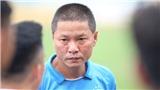 HLV Chu Đình Nghiêm cẩn trọng trước sức trẻ của Đồng Tháp