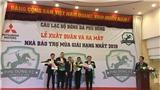 CLB bóng đá Phù Đổng xuất quân tham dự giải hạng Nhất QG 2019