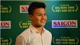 Vắng Công Phượng, Đình Trọng, Quang Hải chuẩn bị nhận Quả bóng vàng Việt Nam 2018