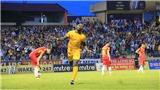 Thanh Hóa xuất thần vào TOP 3 V League 2019