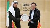 Việt Nam và UAE sẽ tăng cường hợp tác phát triển bóng đá