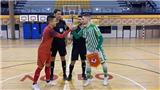 Tuyển futsal Việt Nam thua kịch tính trước Real Betis