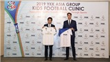 Quỹ Real Madrid giúp trẻ em Việt Nam trải nghiệm bóng đá Tây Ban Nha