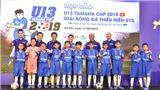 Giải BĐ Thiếu niên U13 Yamaha Cup 2019 giới hạn cầu thủ tham dự