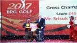 Tay golf Thái Lan giành Best Gross tại giải BRG Golf Hà Nội Festival 2017