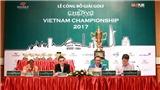 Gần 300 golf thủ tham dự giải golf Chervo Vietnam Championship 2017