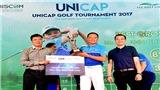 Golfer Tạ Anh Chiến lần đầu vô địch Unicap Golf Tournament 2017