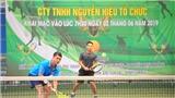 Gia Lai: Khai mạc Giải Tennis tranh CúpParadise Gia Lai lần IV-2019