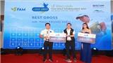 Gôn thủ Thái Trung Hiếu vô địch tại giải FAM Golf Tournament 2017