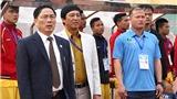 Ông Vũ Quang Bảo nghỉ hẳn ở CLB Thanh Hóa