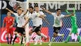 Dù thế nào, Đức vẫn đang thống trị thế giới bóng đá