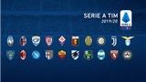 Kết quả bóng đá và bảng xếp hạng bóng đá Ý Serie A