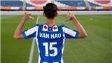 Lịch thi đấu và trực tiếp bóng đá Hà Lan. Trực tiếp Đoàn Văn Hậu ra mắt