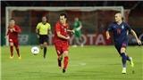 Bảng xếp hạng vòng loại World Cup 2022 bảng G của đội tuyển Việt Nam