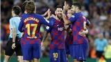 Những thước phim ĐẮT GIÁ của Barcelona trong chiến thắng 4-0 trước Sevilla