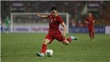 Xem Văn Hậu đá với UAE để thấy vì sao được đề cử cầu thủ trẻ hay nhất châu Á