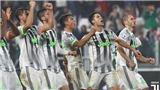 KẾT QUẢ BÓNG ĐÁ HÔM NAY, Juventus 1-0 AC Milan: Juve tiếp tục dẫn đầu Serie A