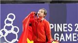 """Hồng Thanh trả lời cực yêu sau cú """"bẻ kèo"""" lịch sử ở môn cử tạ SEA Games 2019"""