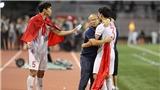 VIDEO: Xem Văn Hậu gửi lời xin lỗi tới Ivan Dimas