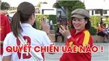 Mẹ Quang Hải và Thành Chung sang Thái Lan, sẵn sàng tiếp lửa cho U23 Việt Nam