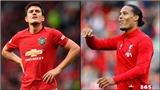 Tin bóng đá MU 29/4: Maguire hay như Van Dijk. MU nhắm tiền đạo 90 triệu bảng