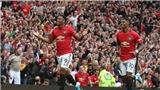 Lịch thi đấu bóng đá ngoại hạng Anh vòng 35: MU vs Southampton